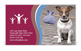 0000072281 Business Card Template
