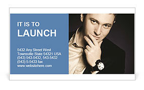 0000072290 Business Card Template