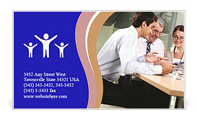 0000072292 Business Card Template