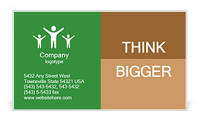 0000072311 Business Card Templates