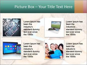 0000072318 PowerPoint Template - Slide 14