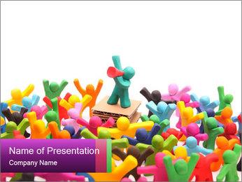 0000072327 PowerPoint Templates - Slide 1