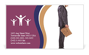 0000072330 Business Card Template