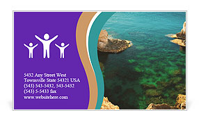 0000072331 Business Card Template