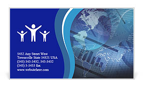 0000072342 Business Card Template