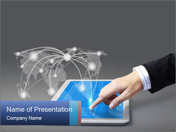 0000072351 PowerPoint Template - Slide 1