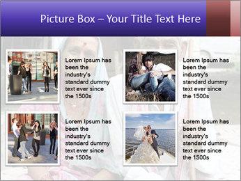 0000072354 PowerPoint Template - Slide 14