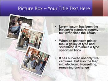 0000072354 PowerPoint Template - Slide 17