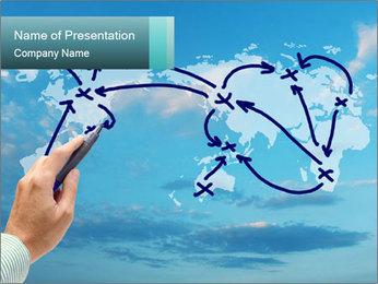 0000072364 PowerPoint Template - Slide 1