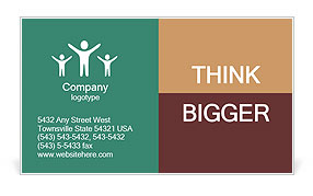 0000072365 Business Card Template