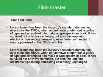 0000072370 PowerPoint Templates - Slide 2