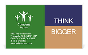 0000072394 Business Card Templates