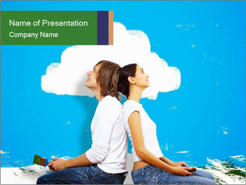 0000072394 PowerPoint Template - Slide 1