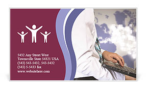 0000072402 Business Card Templates