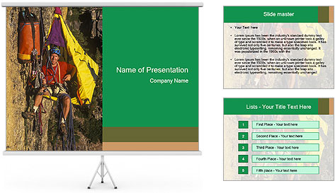 0000072407 PowerPoint Template