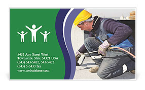 0000072414 Business Card Template