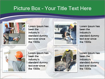 0000072414 PowerPoint Templates - Slide 14