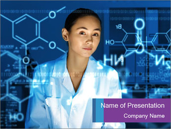0000072416 PowerPoint Template - Slide 1