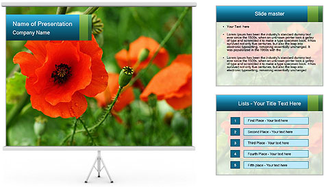 0000072419 PowerPoint Template