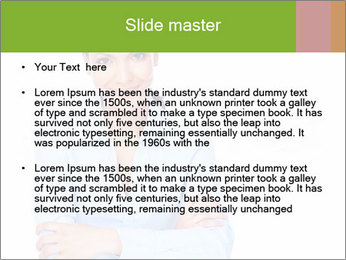 0000072435 PowerPoint Template - Slide 2