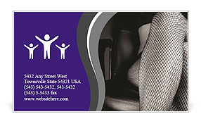0000072442 Business Card Template