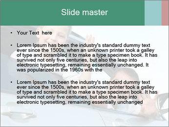 0000072445 PowerPoint Templates - Slide 2
