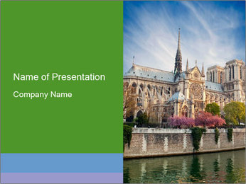 0000072446 PowerPoint Template - Slide 1