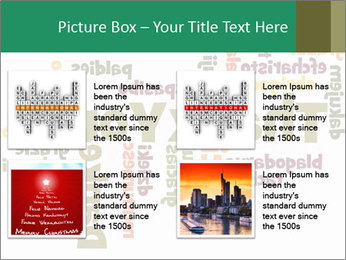 0000072474 PowerPoint Template - Slide 14