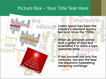 0000072474 PowerPoint Template - Slide 17