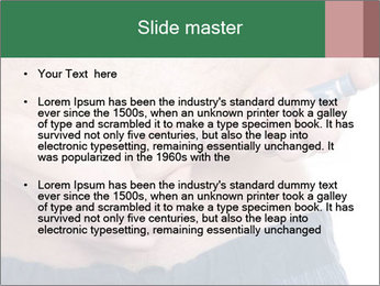 0000072483 PowerPoint Templates - Slide 2