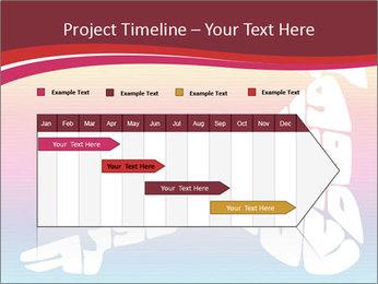 0000072486 PowerPoint Templates - Slide 25