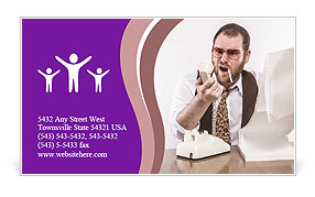 0000072493 Business Card Template