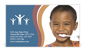 0000072509 Business Card Template