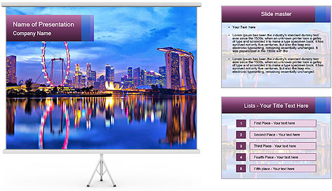 0000072518 PowerPoint Template