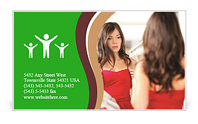 0000072519 Business Card Template