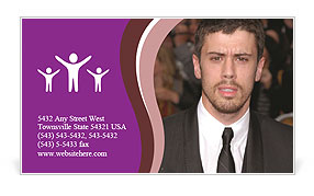 0000072523 Business Card Template