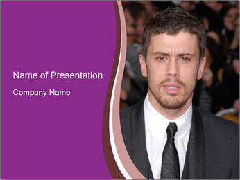 0000072523 PowerPoint Template - Slide 1