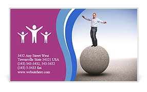0000072528 Business Card Template