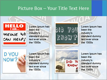 0000072532 PowerPoint Template - Slide 14