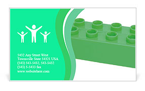 0000072540 Business Card Template