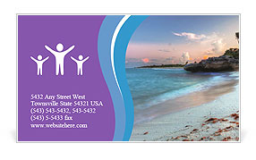 0000072557 Business Card Template