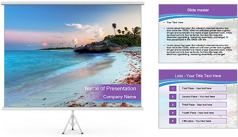 0000072557 PowerPoint Template