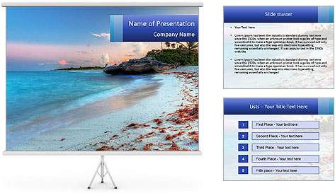 0000072558 PowerPoint Template