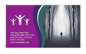0000072566 Business Card Template