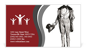 0000072608 Business Card Template