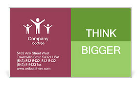 0000072612 Business Card Templates
