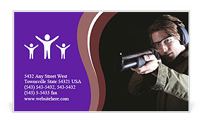 0000072616 Business Card Template