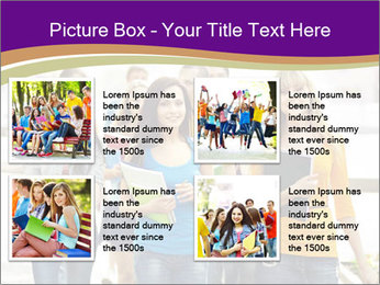 0000072641 PowerPoint Templates - Slide 14