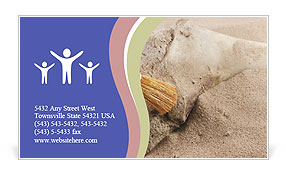 0000072645 Business Card Template
