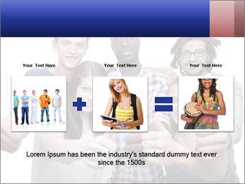 0000072646 PowerPoint Templates - Slide 22